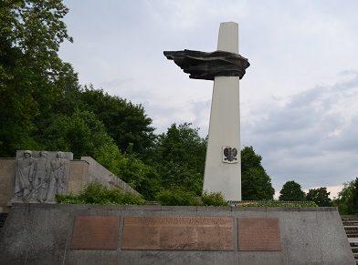 г. Берлин. Мемориал польским и немецким антифашистам.
