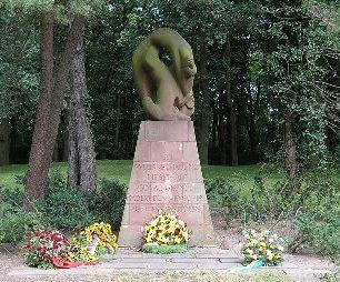 г. Берлин-Витенау. Памятник жертвам национал-социализма.