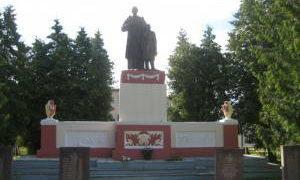 п. Большая Берестовица Берестовицкого р-на.