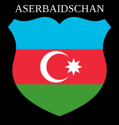 Знак Азербайджанского легиона.