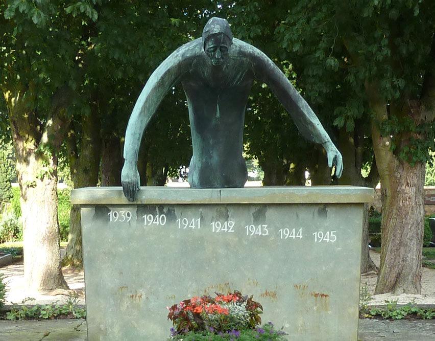 г. Бад-Наухайм. Памятник жертвам войны.