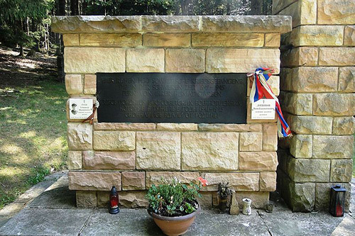 г. Бад-Орб. Памятник узникам и жертвам концлагеря «Stalag IX-B».