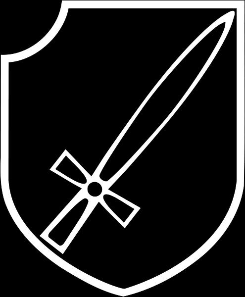 Знак дивизии «Хорст Вессель».