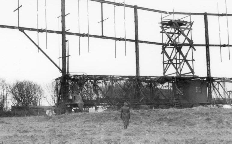 Радар. Нормандия. 1941 г.