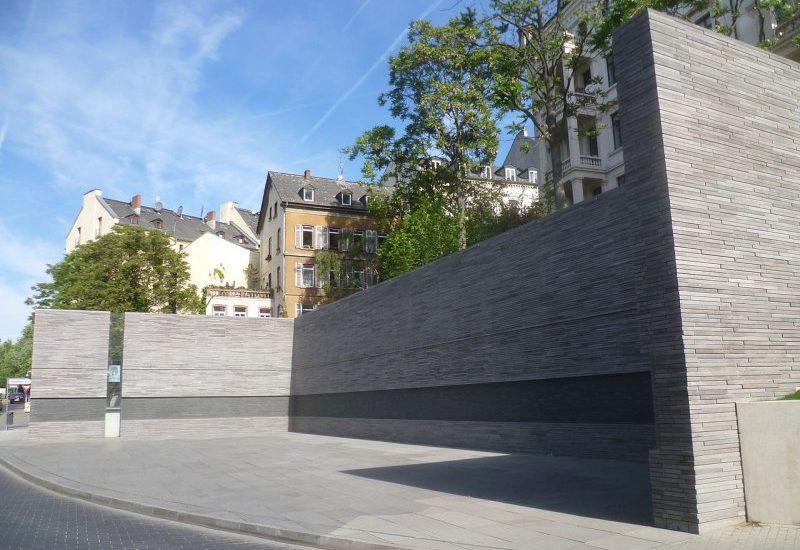 г. Висбаден. Мемориал еврейских жертв Холокоста.