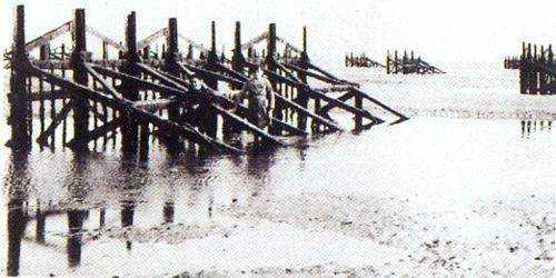«Бельгийские ворота» на Атлантической стене.