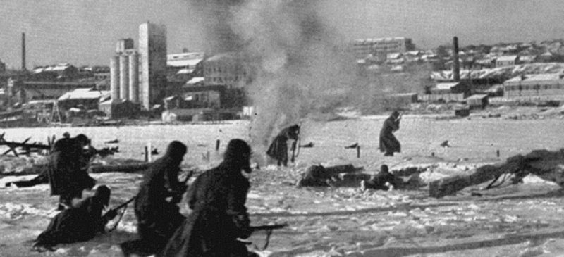 Ростовская наступательная операция. Бой за южную окраину города. Ноябрь 1941 г.