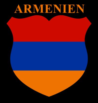Знак Армянского легиона.