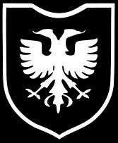 Знак дивизии «Скандербег».