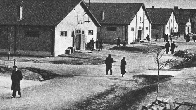 Концлагерь Середи. 1942 г.