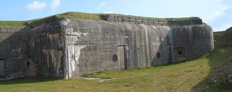 Сооружения форта «Nieulay».