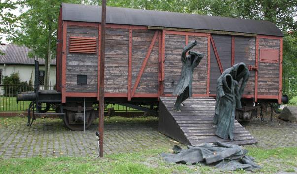 г. Кассель. Мемориал жертвам Холокоста.