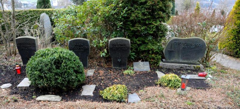 г. Бад-Фредебург. Мемориал погибшим землякам во Второй мировой войне.