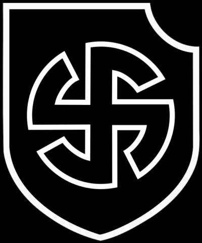 Знак дивизии «Викинг».