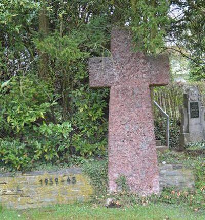 г. Келькхайм. Памятник землякам, погибшим во время обеих мировых войн.