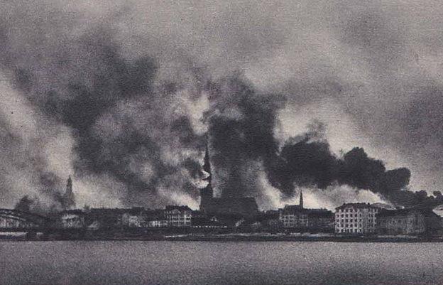 Бои за город. 29 июня 1941 г.