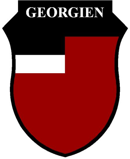 Знак Грузинского легиона.