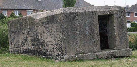 Сооружение бастиона №5.