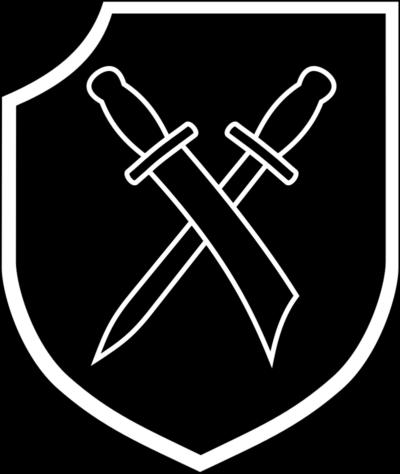 Знак дивизии «Валлония».