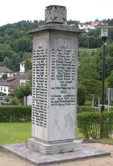 с. Нидеррейфенберг Коммуна Шмиттен. Памятник жертвам немецкого национального социализма.