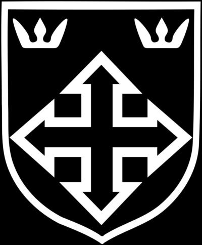 Знак дивизии «Хуньяди».