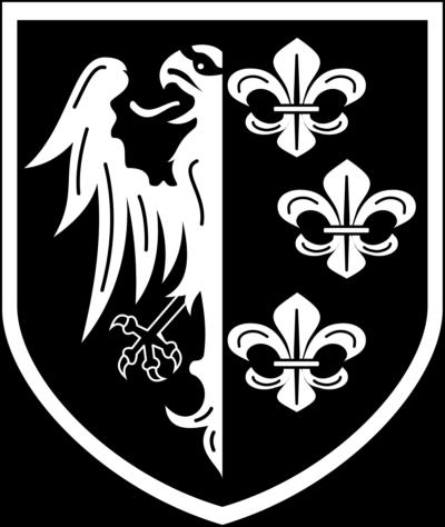 Знак 33-й дивизии СС.