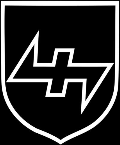 Знак дивизии «Ландсторм Недерланд».