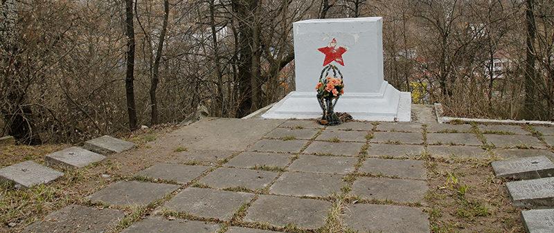 г. Мозырь. Братская могила советских воинов.