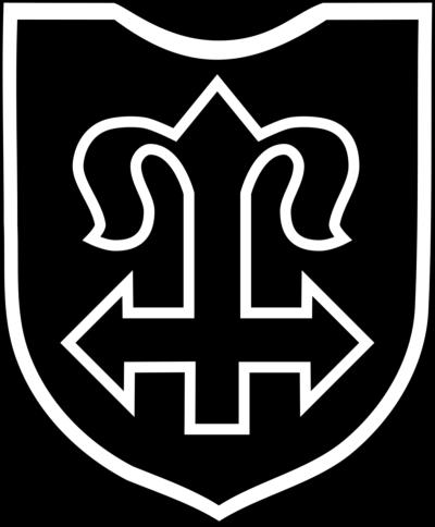 Знак дивизии «Карстъегер.