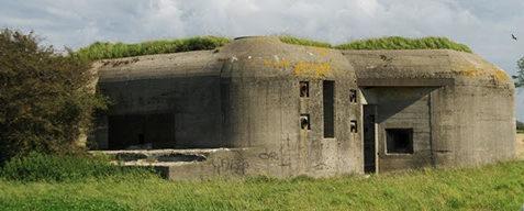 Бункер «Zouteland» крепости «Вальхерен».