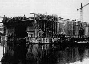 Строительство бункера . 1944 г.