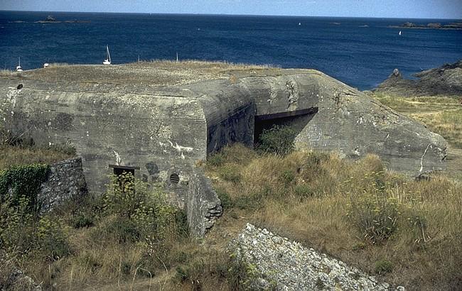 Укрепления форта Варде Параме.