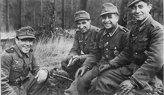 Солдаты боевой группы «Крым».