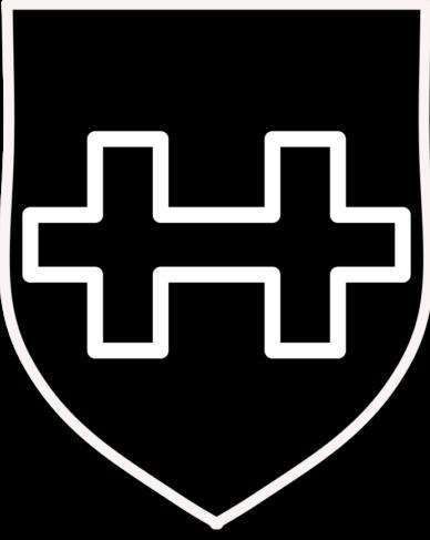 Знак 30-й дивизии СС.