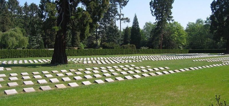 Итальянское военное кладбище.