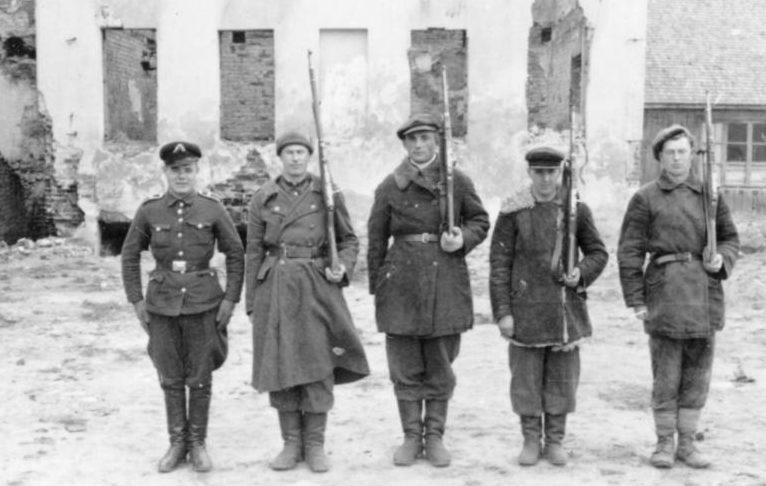 «Солдаты» бригады «Зиглинг».