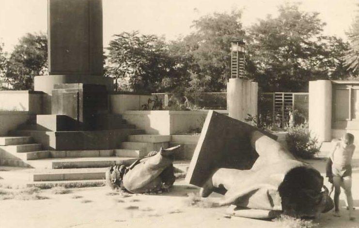 Начало оккупации. Июль 1942 г.