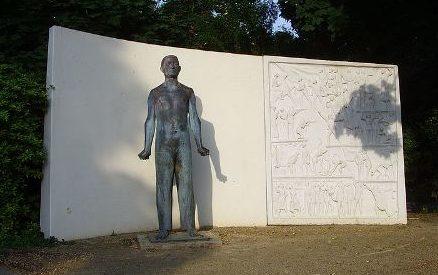 г. Зенфтенберг. Памятник жертвам фашизма.