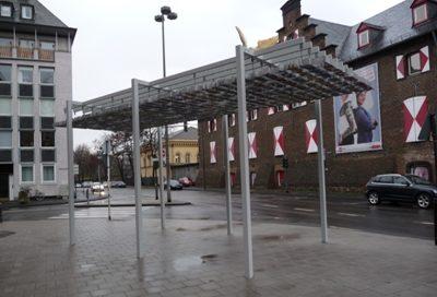 г. Кёльн. Памятник дезертирам Вермахта, казненных нацистами.