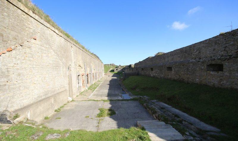 Казармы форта «Crèche I»