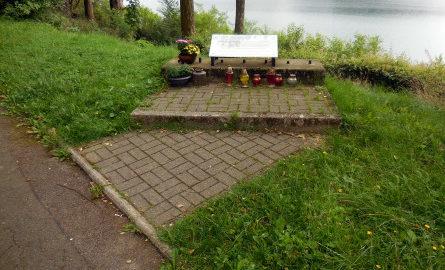 г. Люденшайд. Памятник на месте трудового лагеря «Хунсвинкель», где погибло 550 заключенных.