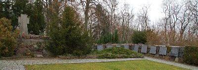 г. Лебус. Памятник землякам, погибшим в годы обеих мировых войн.