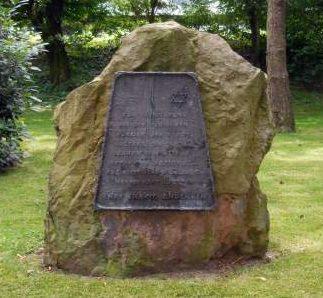 г. Хальтерн-ам-Зе. Памятник землякам, погибшим в годы обеих мировых войн.