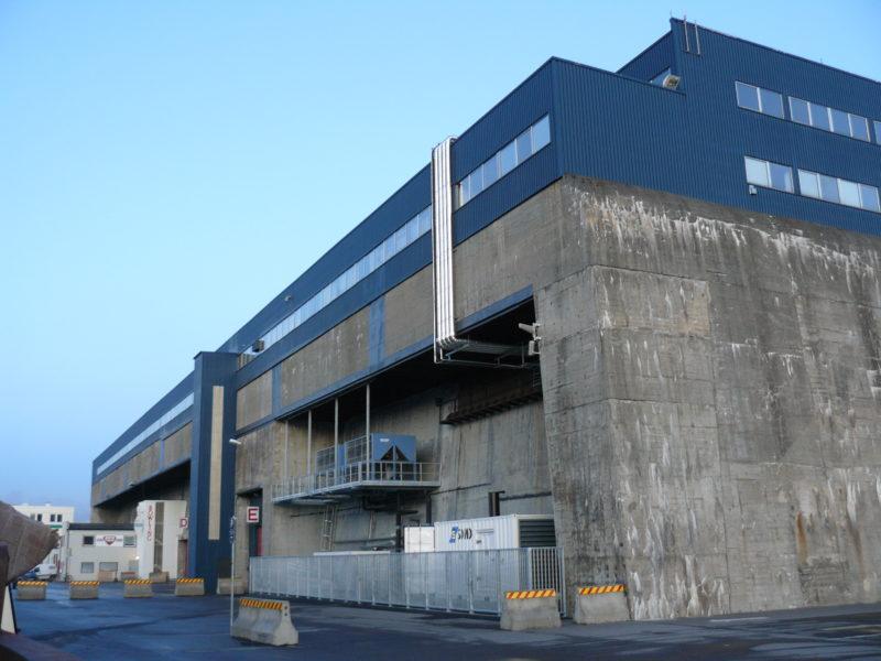Бункер «Dora 1» после реставрации. 2007 год.