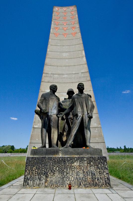 Памятник советским воинам-освободителям.
