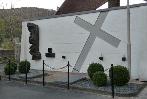 г. Аденау. Памятник землякам, погибшим во время обеих мировых войн.
