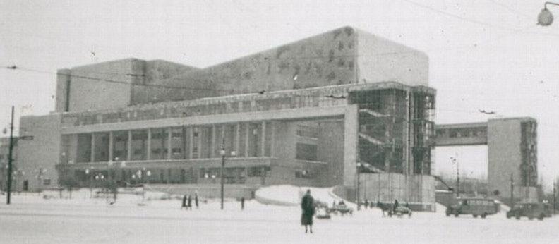 Театр им. Максима Горького. Декабрь 1942 г.