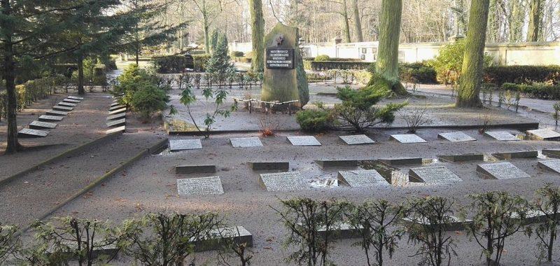 г. Фризак. Советское воинское кладбище.