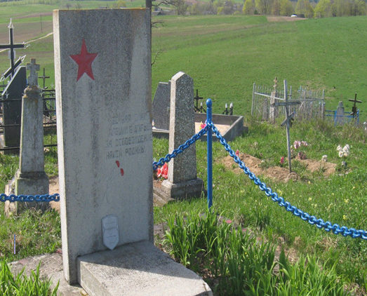 д. Большая Мысса Сморгонского р-на. Братская могила 7 жертв войны.
