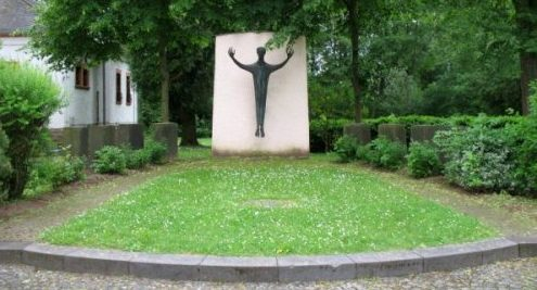 Коммуна Кёрперих. Памятник землякам, погибшим во время обеих мировых войн.
